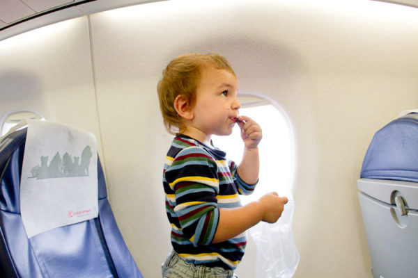 Six tips for traveling with kids