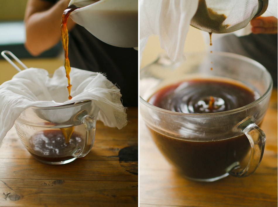 cold brew coffee recipe, easy cold brew coffee, how to make cold brew coffee, making cold brew coffee, Burundi coffee, long miles coffee project