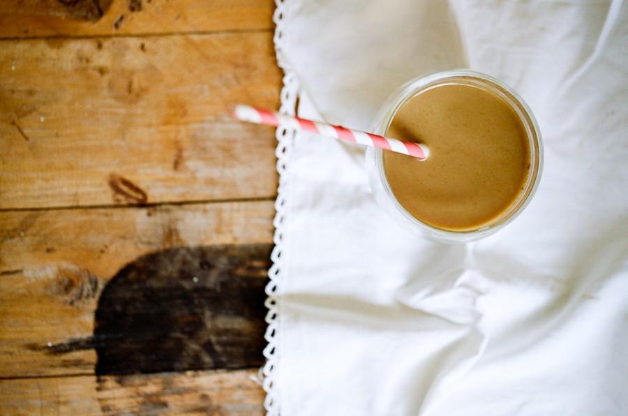 christmas coffee, iced coffee