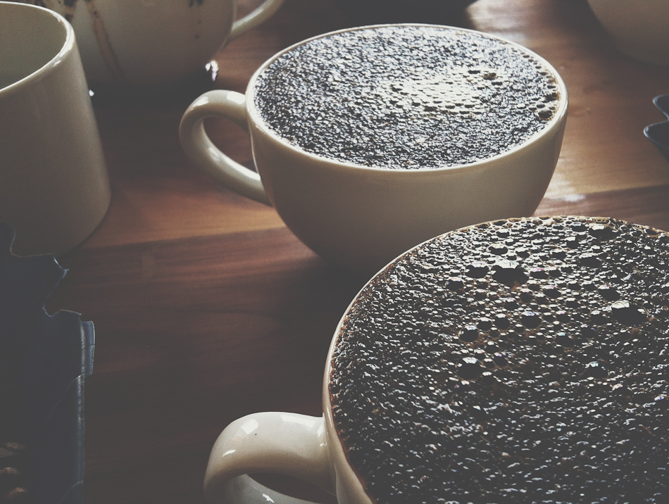 how to cup coffee,coffee cupping,burundi coffee,long miles coffee project