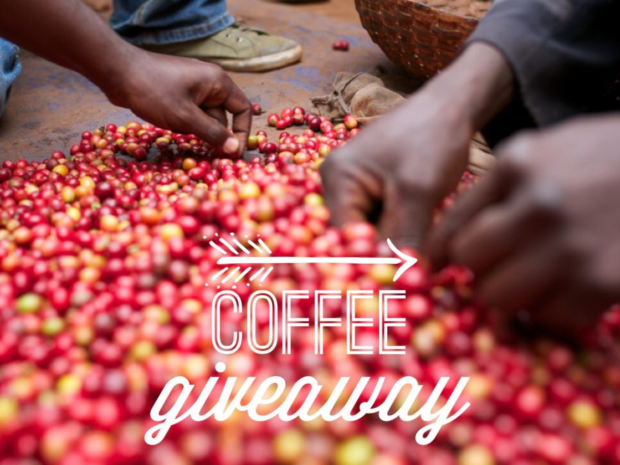 coffee giveaway, giveaway