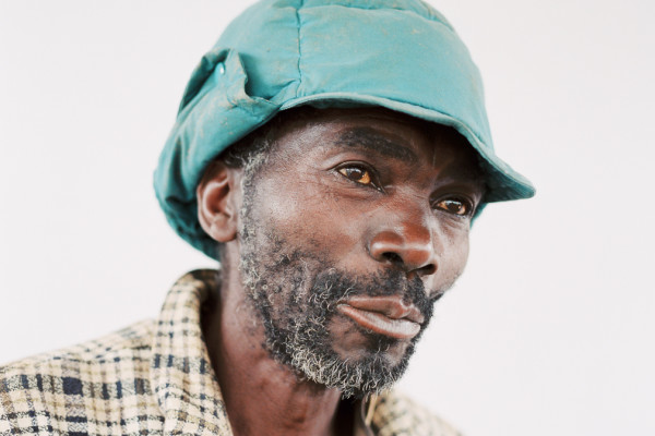 Charles: Burundian Coffee Farmer